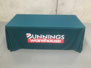 promotional tablecloths