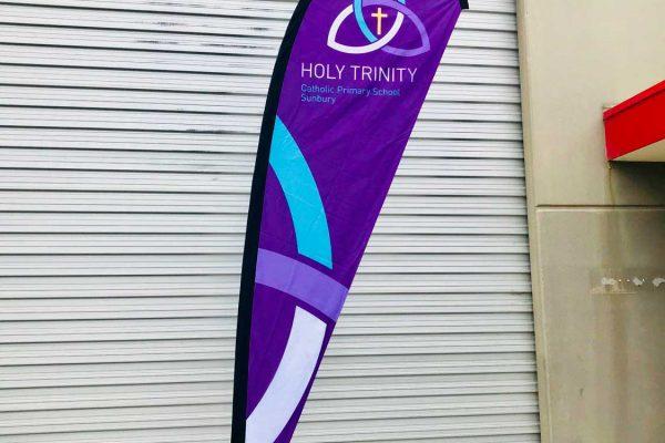 teardrop banners sydney